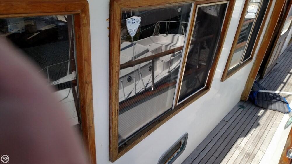 1988 Albin Yachts 43 - Photo #27