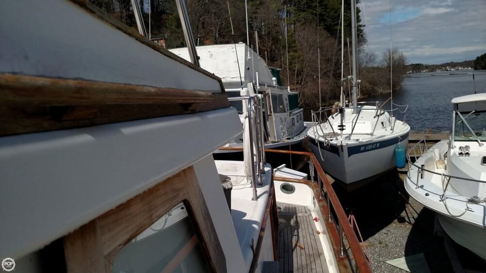 1988 Albin Yachts 43 - Photo #40