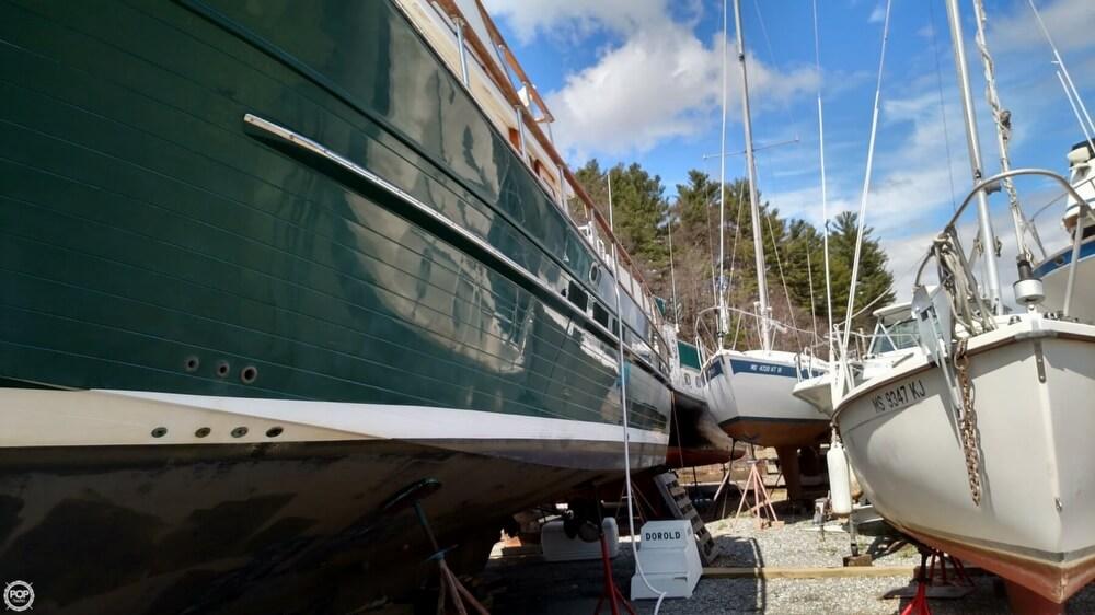 1988 Albin Yachts 43 - Photo #2