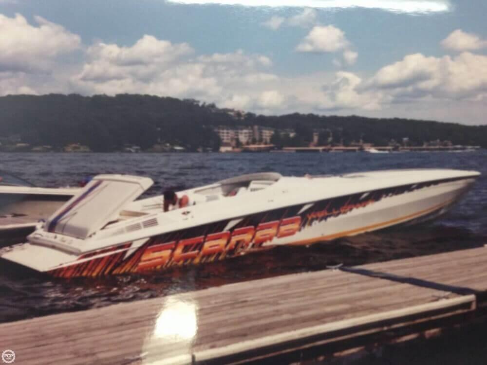 1995 Scarab 38 - Photo #7
