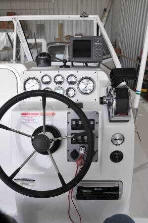 2003 Campion Explorer 622I - Photo #6