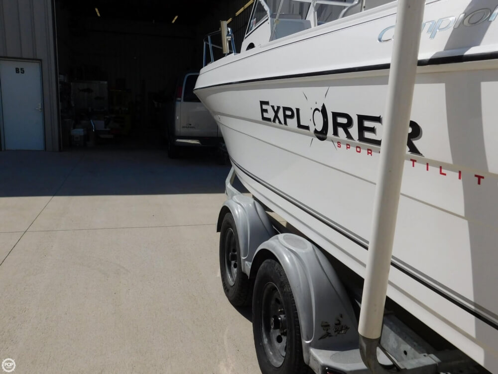 2003 Campion Explorer 622I - Photo #23