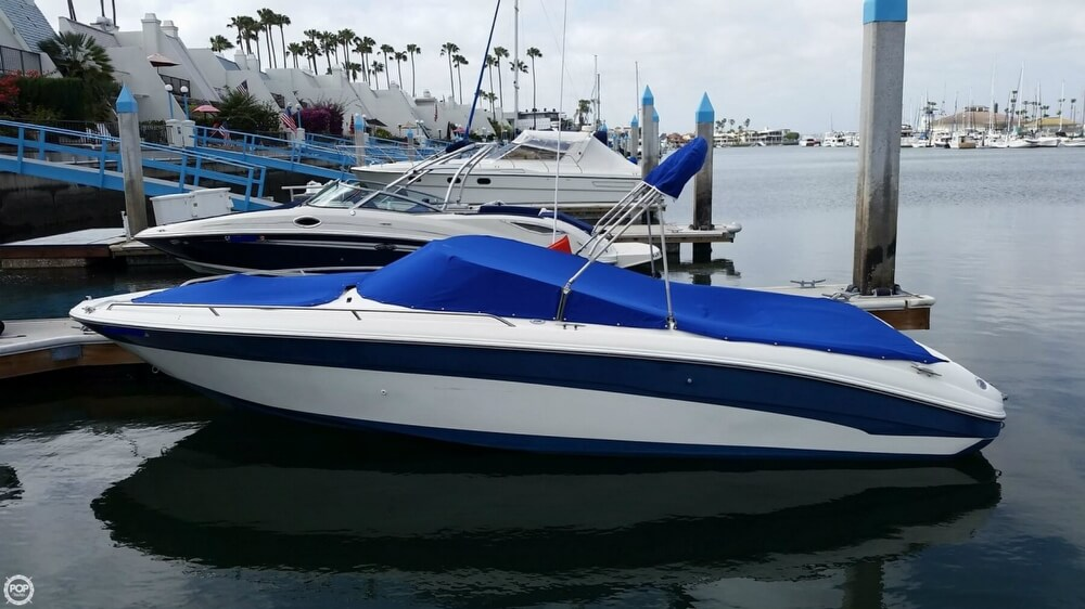 1998 Sea Ray 230 Bow Rider Signature Select - Photo #14