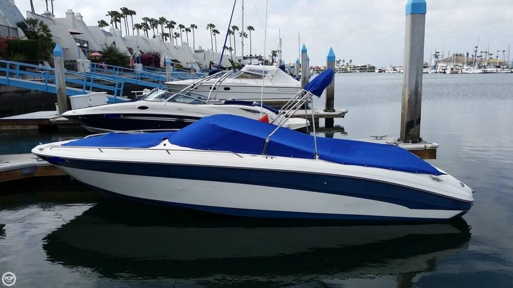 1998 Sea Ray 230 Bow Rider Signature Select - Photo #15