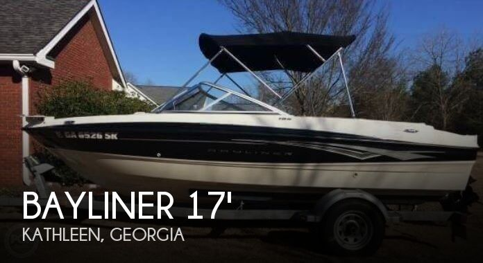 2008 BAYLINER 185 FISH 'N SKI for sale