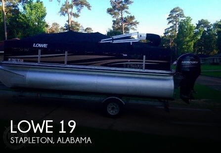 Used Lowe Boats For Sale by owner | 2014 Lowe 19