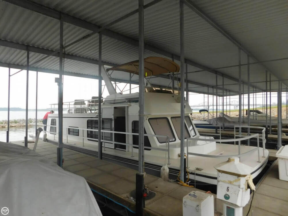2005 Gibson boat for sale, model of the boat is 42 SS & Image # 12 of 40