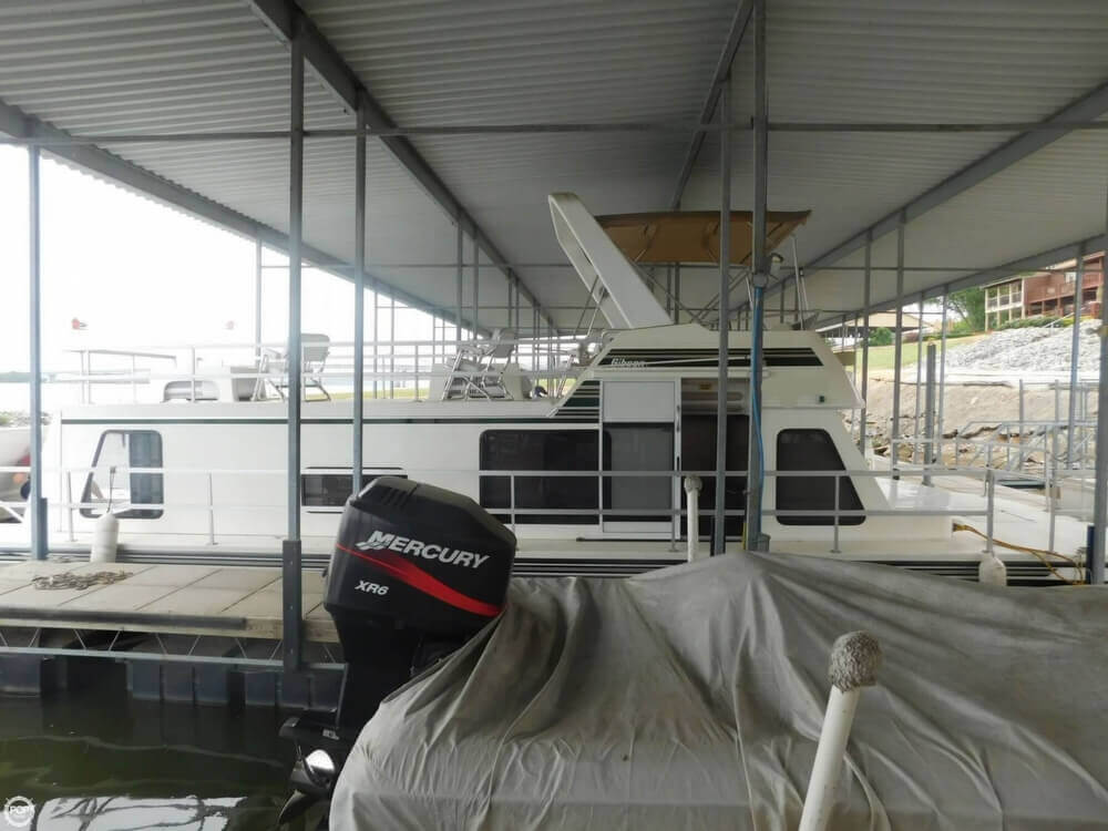 2005 Gibson boat for sale, model of the boat is 42 SS & Image # 17 of 40