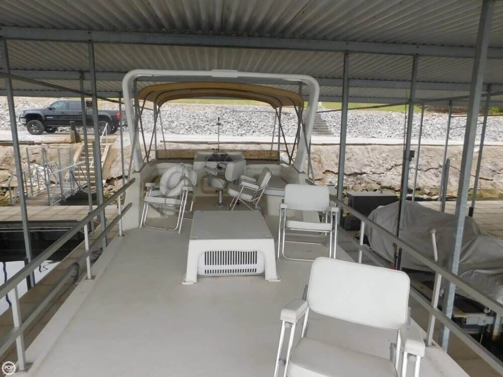 2005 Gibson boat for sale, model of the boat is 42 SS & Image # 23 of 40