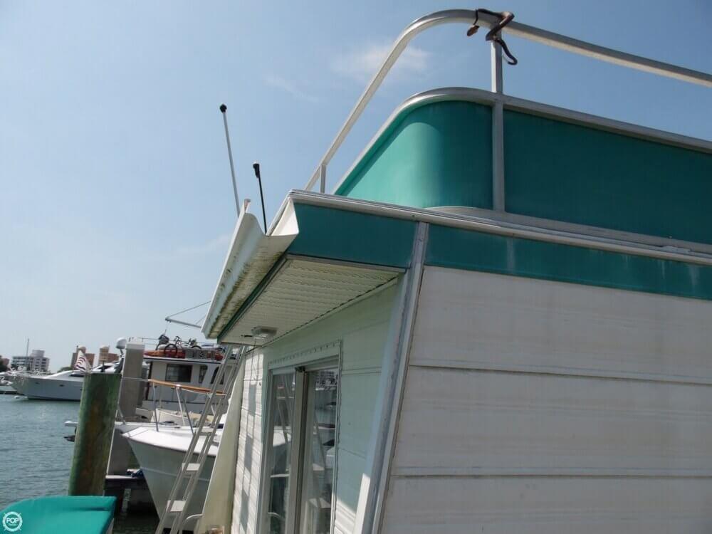 Starboard Quarter Upper Deck Rail