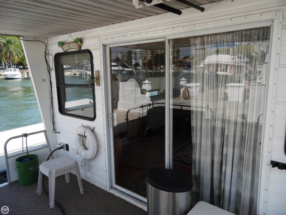 Entrance From Foredeck