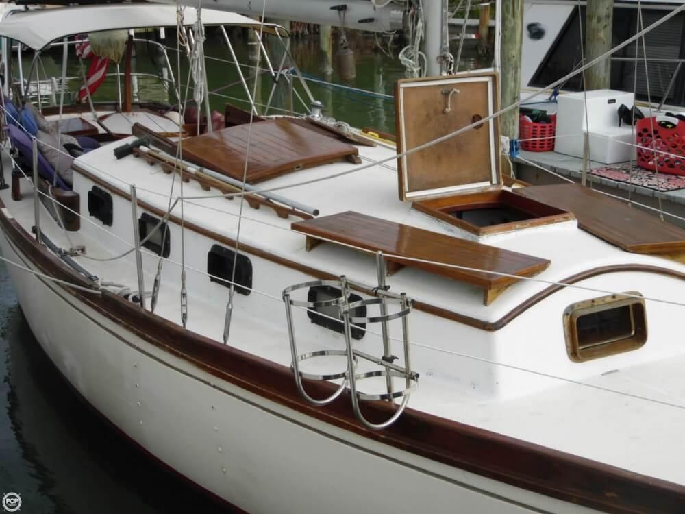 Starboard Cabin Trunk