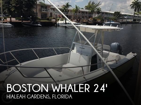 1995 Boston Whaler 24 - Photo #1