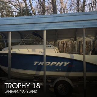 2007 Trophy Pro Series 1902 - Photo #1