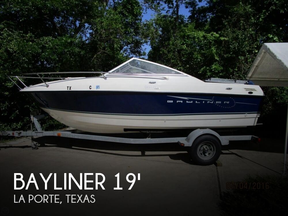 2011 Bayliner 192 Discovery Cuddy - Photo #1