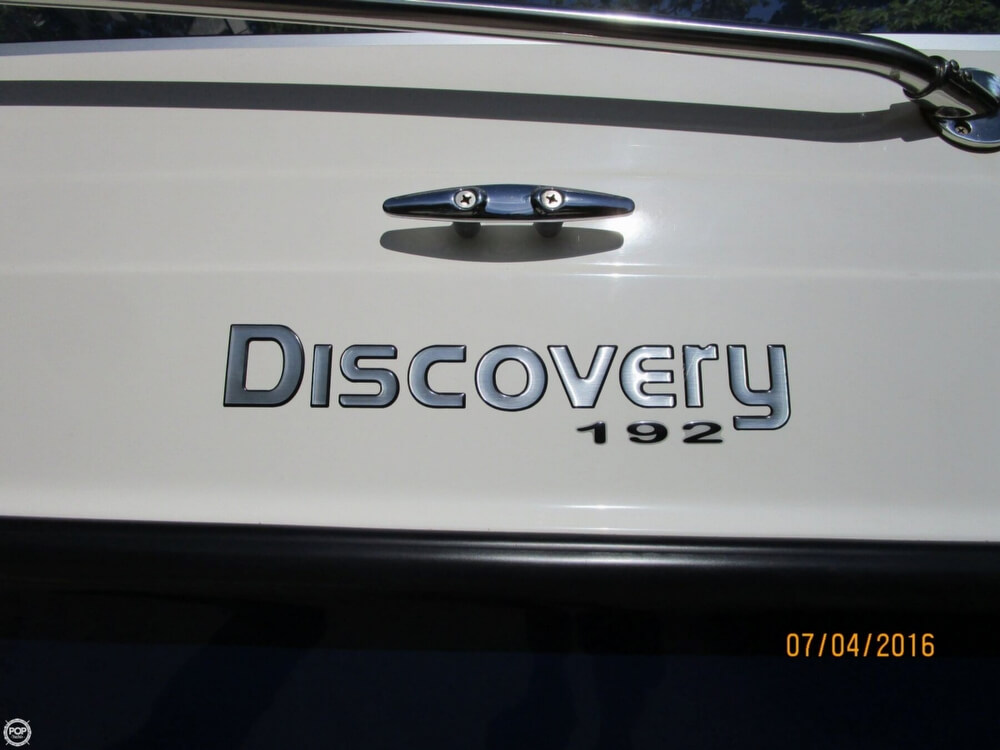 2011 Bayliner 192 Discovery Cuddy - Photo #14
