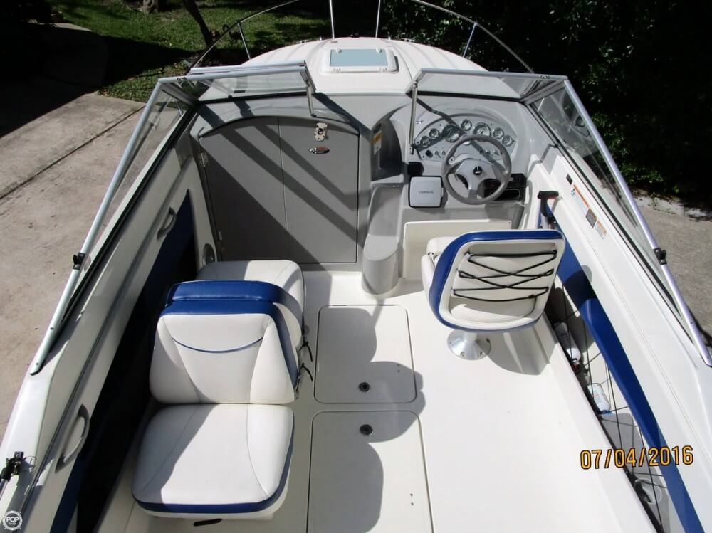 2011 Bayliner 192 Discovery Cuddy - Photo #15