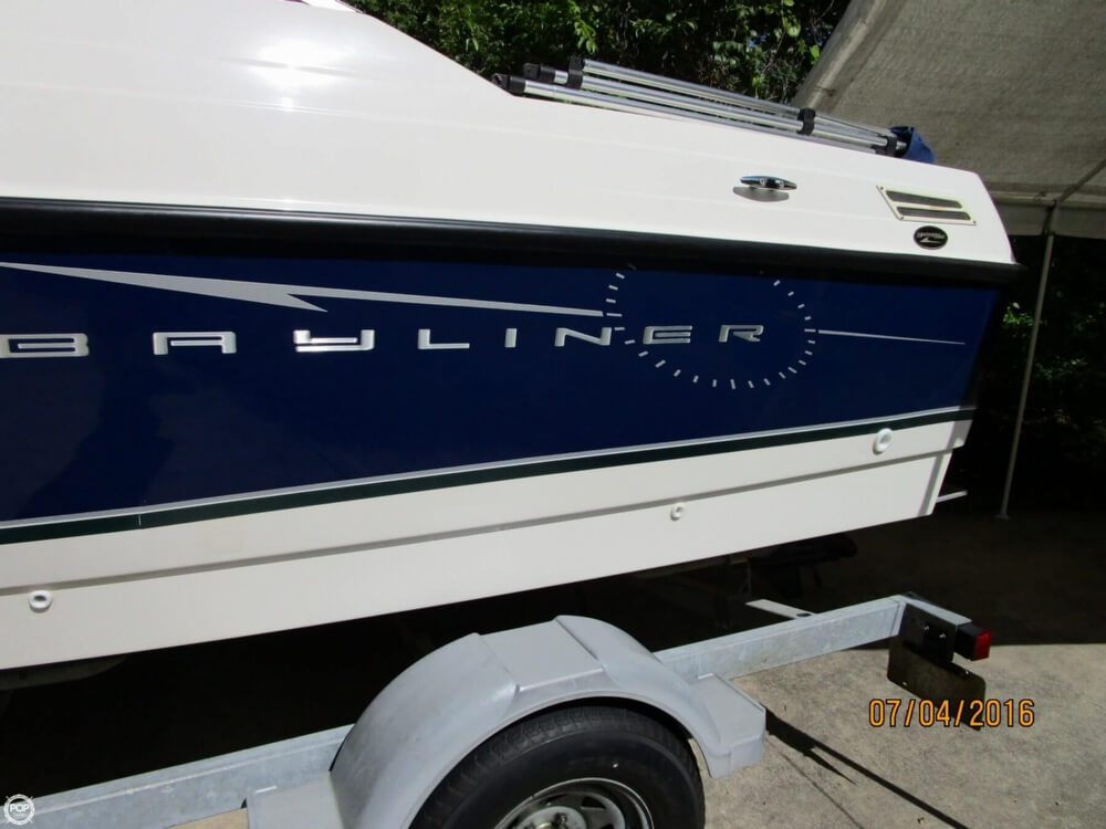 2011 Bayliner 192 Discovery Cuddy - Photo #39