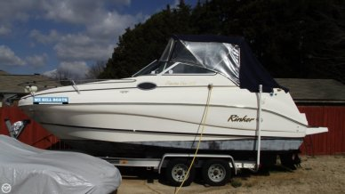 Rinker Fiesta Vee 242, 26', for sale - $22,000