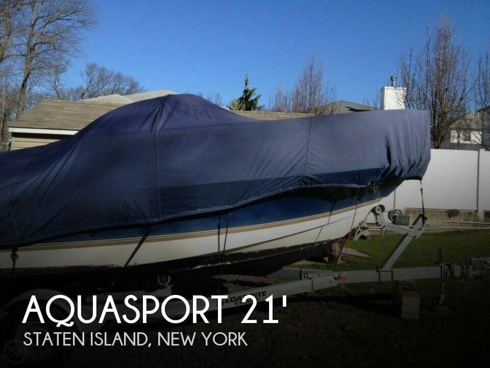 Aquasport 215 explorer for sale in staten island ny for for Staten island fishing