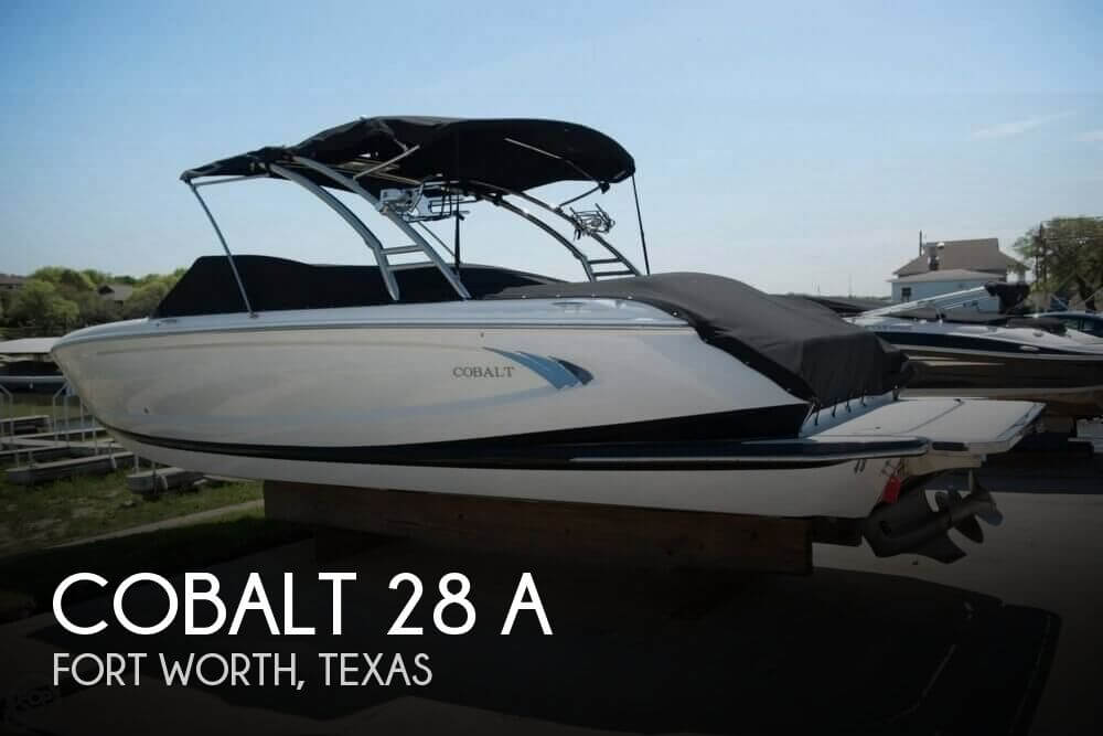 Used Boats For Sale in Dallas, Texas by owner | 2013 Cobalt 28