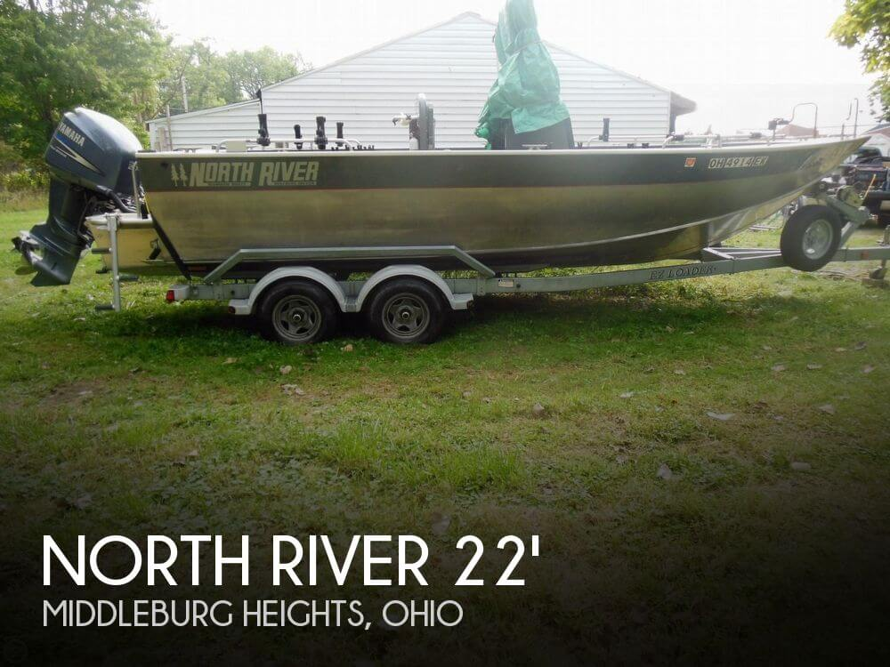 Sold north river seahawk 22 boat in middleburg heights for Fishing boats for sale in ohio
