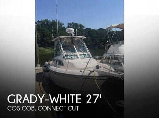 1997 GRADY WHITE SAILFISH 27 for sale