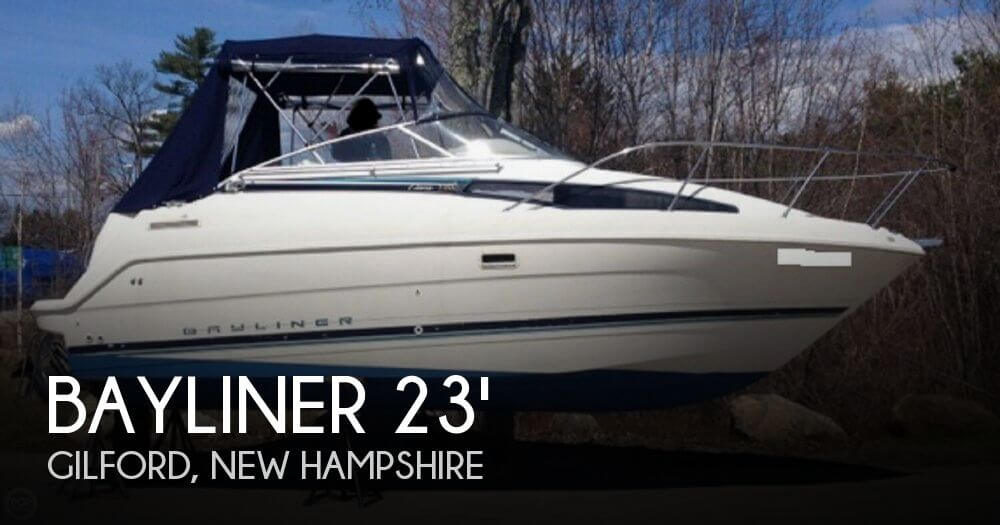 1996 Bayliner 23 - Photo #1