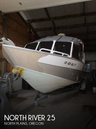 Used Boats For Sale in Oregon by owner | 2006 North River 25