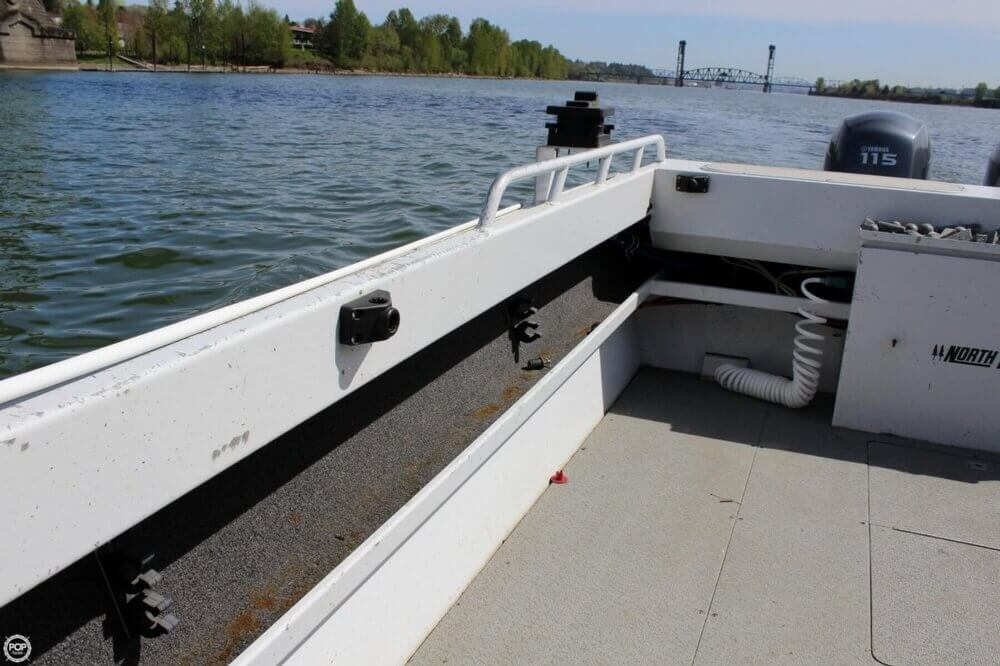 2006 North River Seahawk 25 - Photo #27