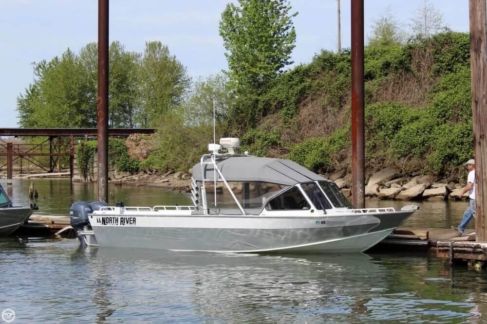2006 North River Seahawk 25 - Photo #5