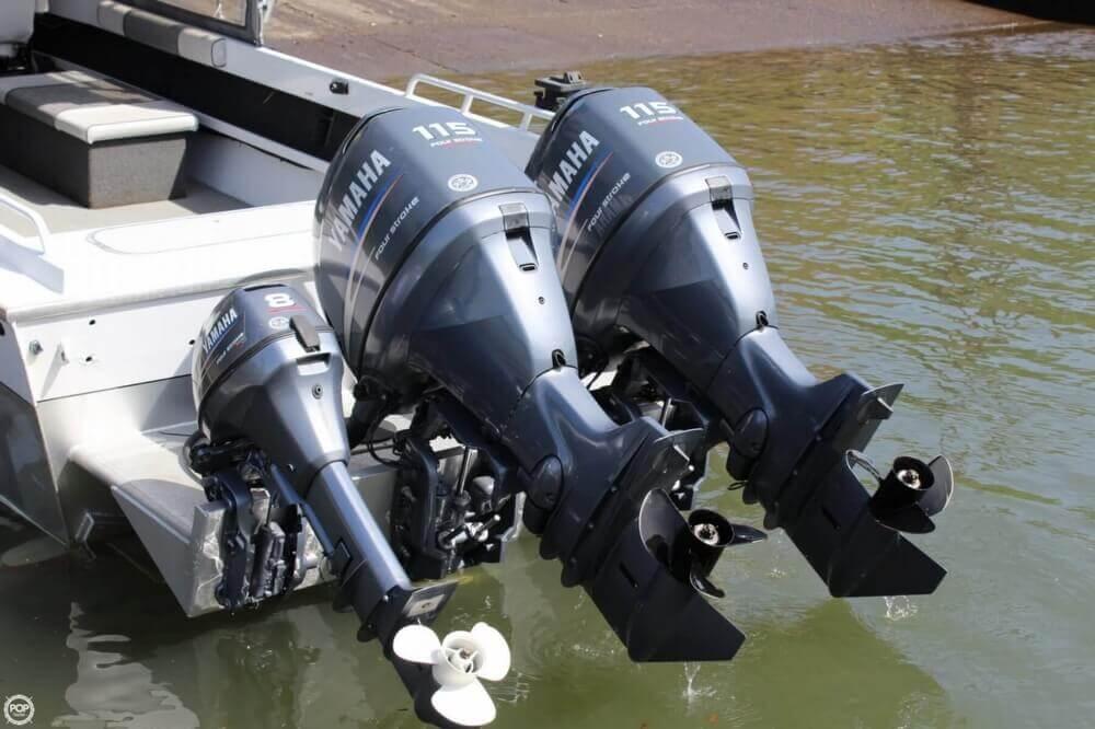 2006 North River Seahawk 25 - Photo #13