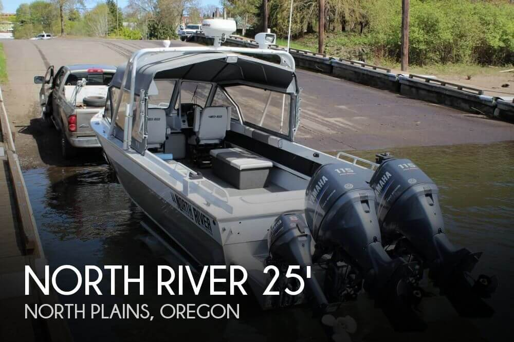 2006 North River Seahawk 25 - Photo #1