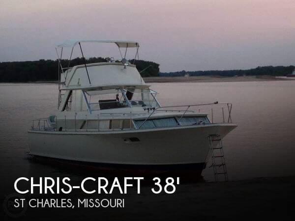 1969 Chris-Craft Commander - Photo #1