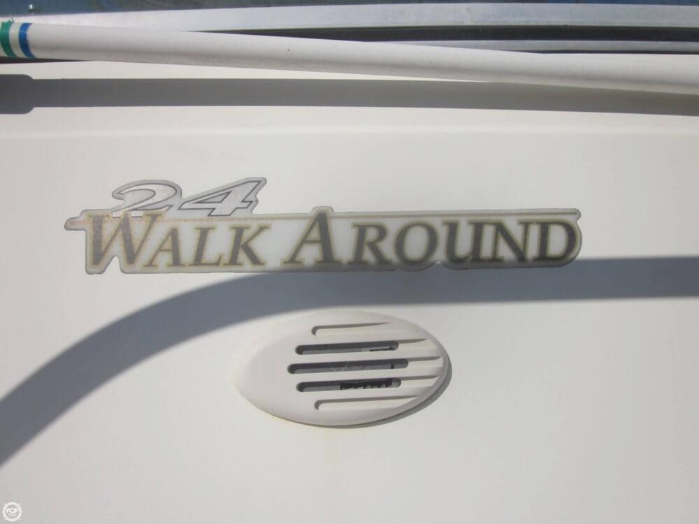 2001 Wellcraft 24 Walkaround - Tournament Edition - Photo #21