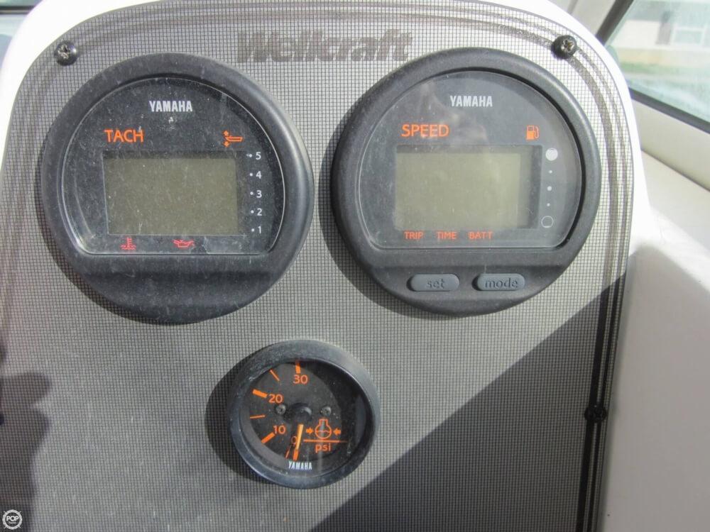 2001 Wellcraft 24 Walkaround - Tournament Edition - Photo #31