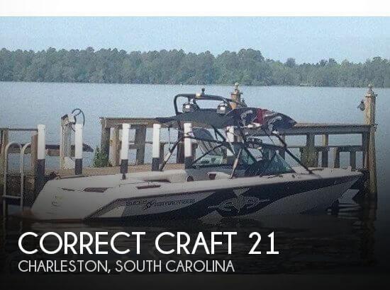 2001 Correct Craft 21 - Photo #1