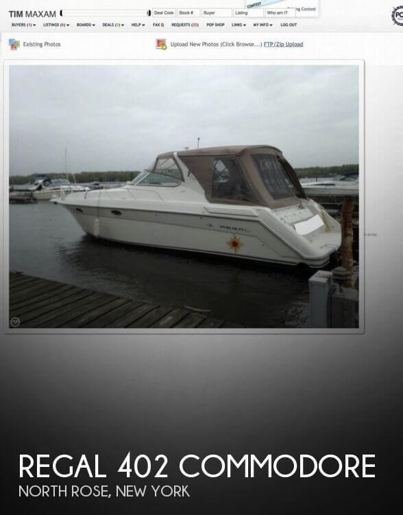 1997 Regal 402 Commodore - Photo #1