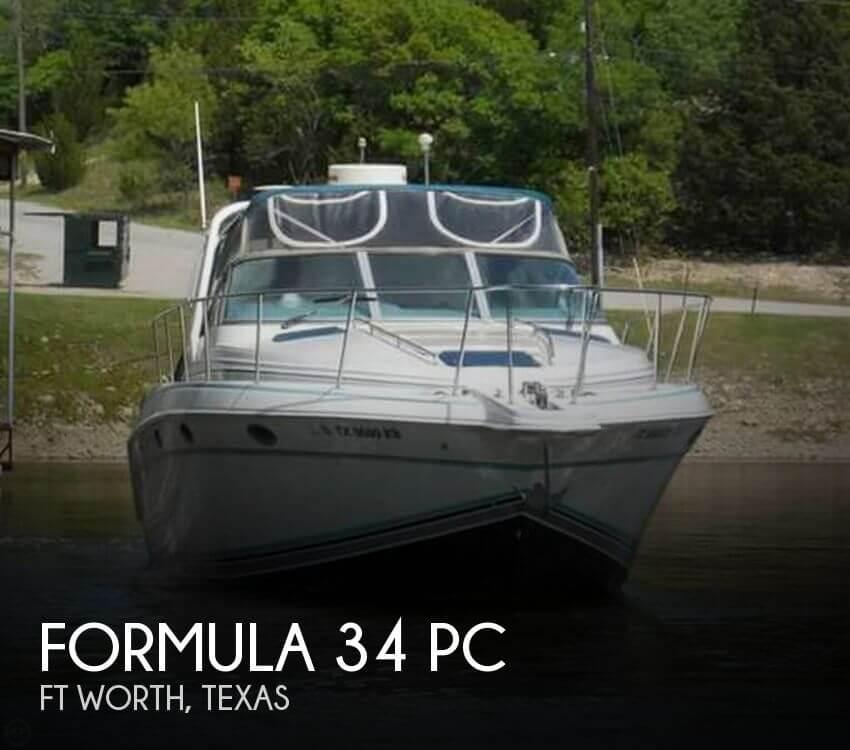 1996 Formula 37 - Photo #1