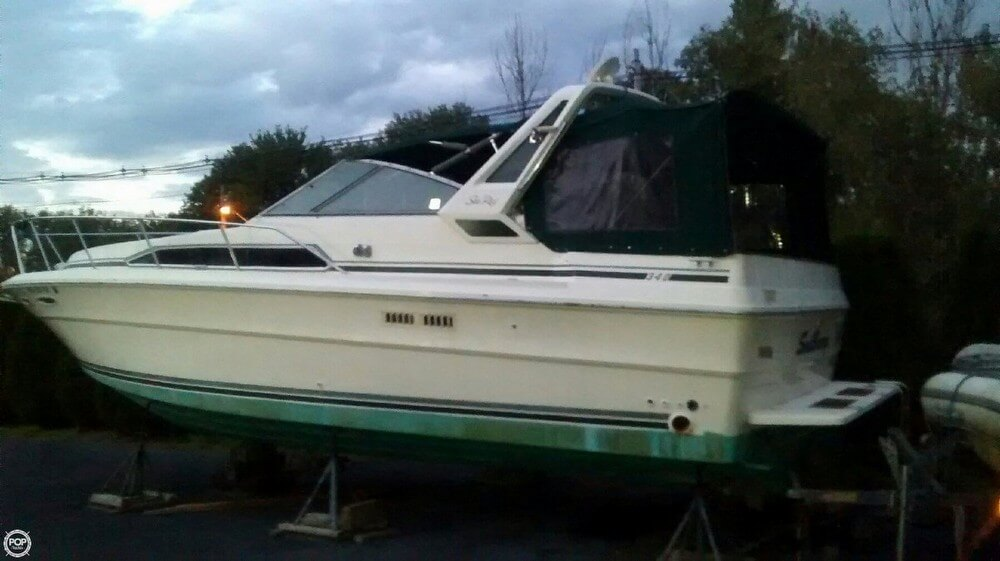 1985 Sea Ray 34 - Photo #1