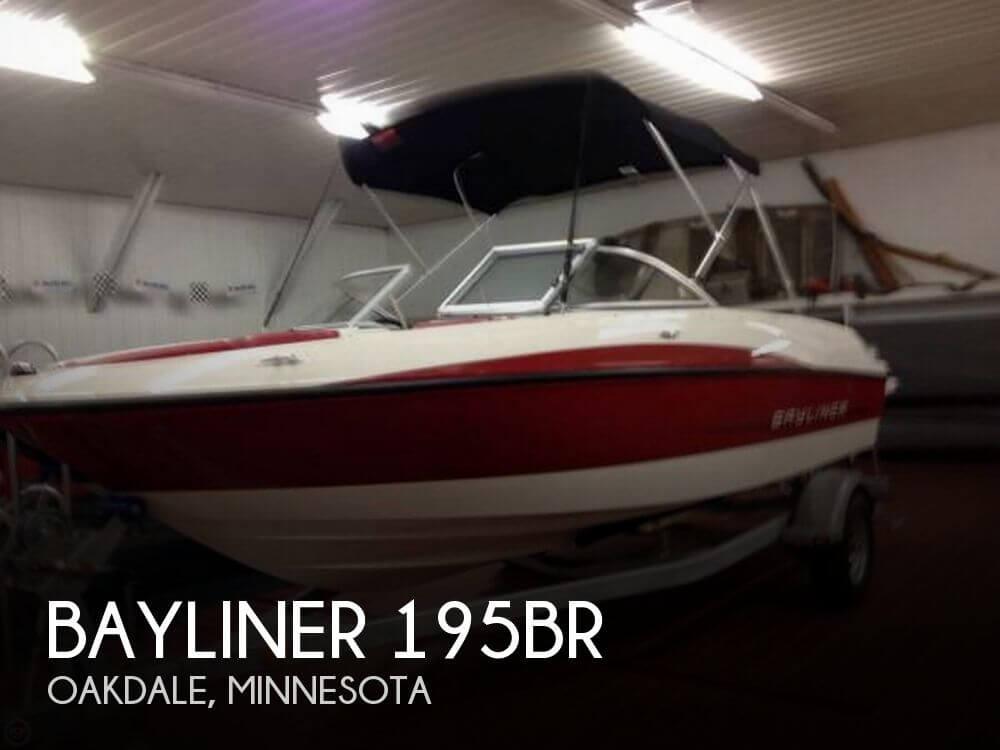 2013 Bayliner 195BR - Photo #1