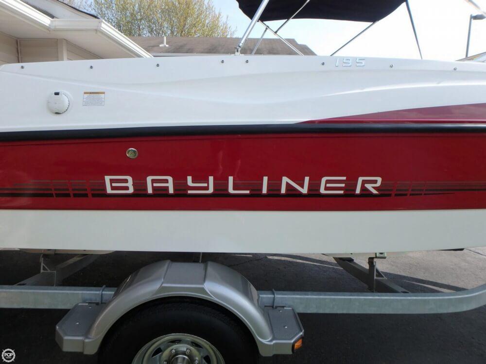 2013 Bayliner 195BR - Photo #10