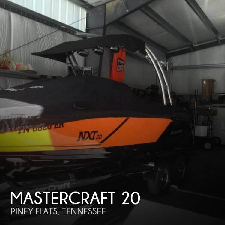 Used Boats For Sale in Hickory, North Carolina by owner | 2015 Mastercraft 20