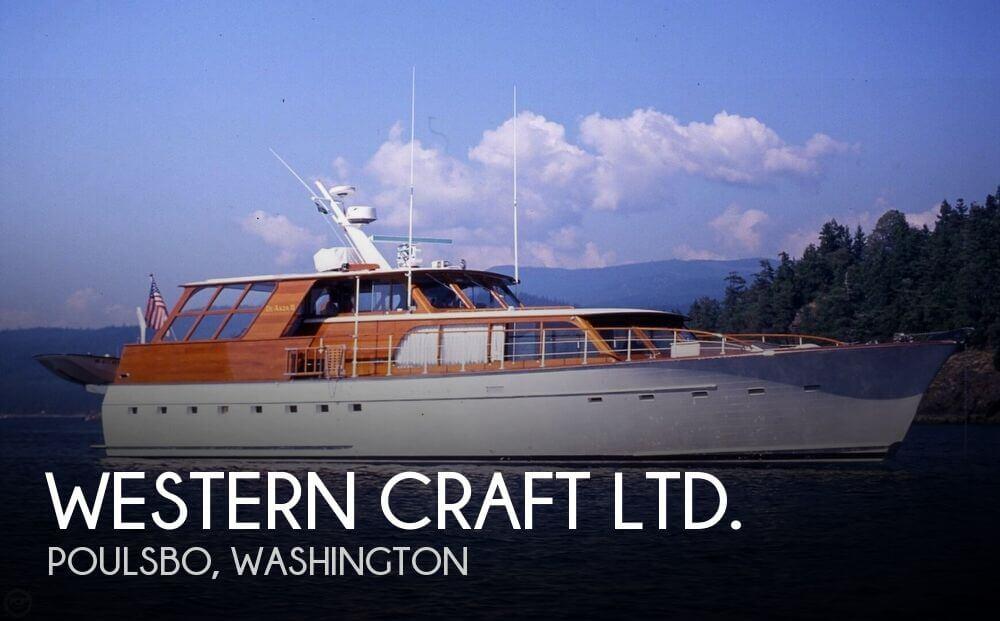1959 Western Craft 65 - Photo #1