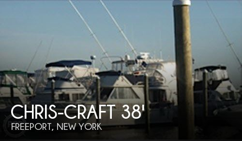 1969 Chris Craft boat for sale, model of the boat is 38 Commander & Image # 1 of 40