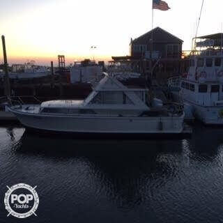 1969 Chris Craft boat for sale, model of the boat is 38 Commander & Image # 2 of 40