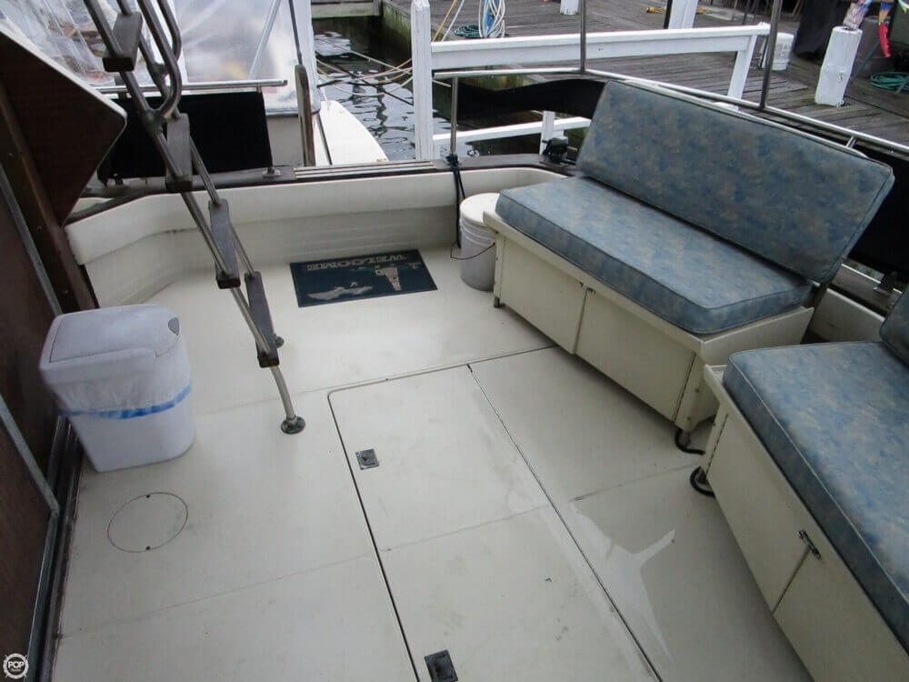 1969 Chris Craft boat for sale, model of the boat is 38 Commander & Image # 24 of 40