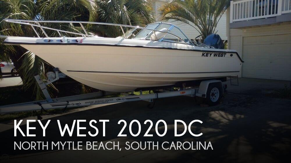 2006 KEY WEST 2020 DC for sale