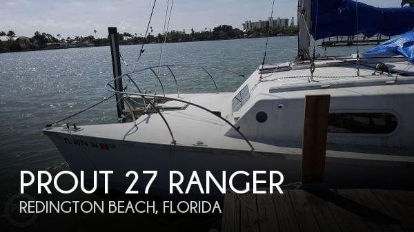 1980 Prout 27 Ranger - Photo #1