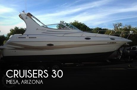 Used Boats For Sale in Phoenix, Arizona by owner | 2002 Cruisers Yachts 30